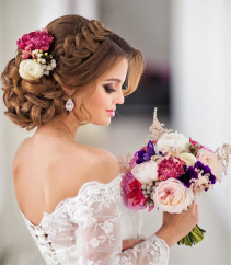 Royal Melody Bridal Bouquet