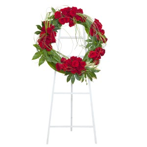 Royal Wreath - As Shown (Deluxe) Wreath