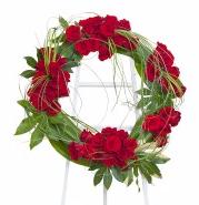 Royal Wreath Standing Spray