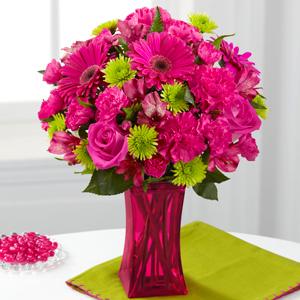 Rspberry Sensation Bouquet