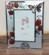 Ruby Anniversary  40th Anniversary Giftware