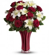 Ruby Nights Dozen  Arrangement