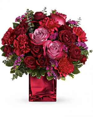 Ruby Romance  in Sunrise, FL | FLORIST24HRS.COM