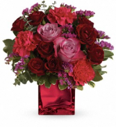 Ruby Rapture Bouquet