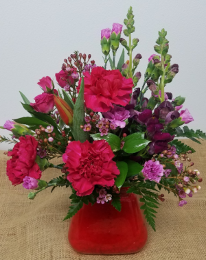 Rosey Posey Bouquet  in Shipshewana, IN | DUTCH BLESSING FLORAL