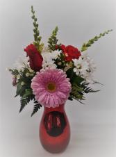 Ruby Red Valentine's Day