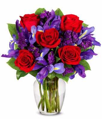 Ruby Rose Bouquet anniversary