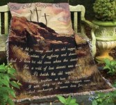 The Old Rugged Cross Blanket