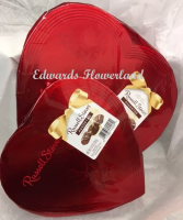 Russell Stover Chocolate Heart Box Valentines