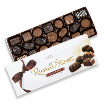 Russell Stover Assorted Chocolate - Large 12 oz. Gourmet Food
