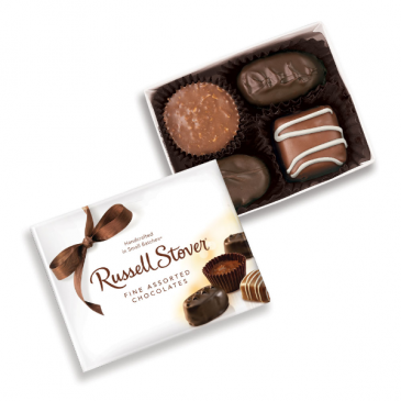 Russell Stover Assorted Chocolate - Small 2 oz. Gourmet Food