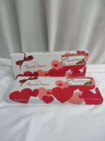 Russell Stover Box of Chocolates Assorted Chocolates