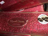 Russell Stover Red Tin $15.