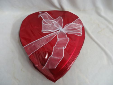Russell Stover Small Box of Chocolates Assorted Heart Shaped Box of Chocolates