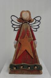 Rustic Angel Wooden