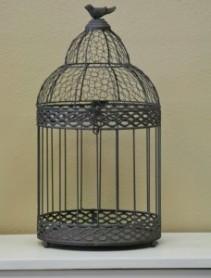 RUSTIC BIRDCAGE Gift Item