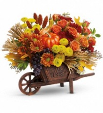 Rustic Charm Bouquet Fall