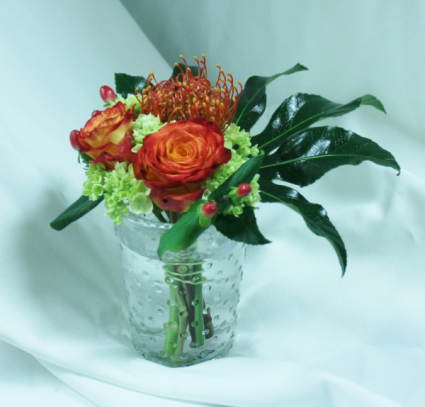 Rustic Fall Fresh Floral Design