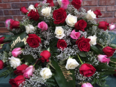 Forever Loved Sympathy Flowers