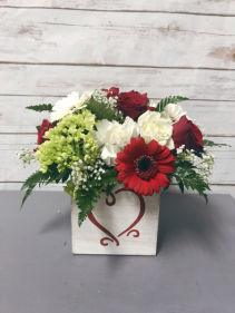 Rustic Love Arrangement