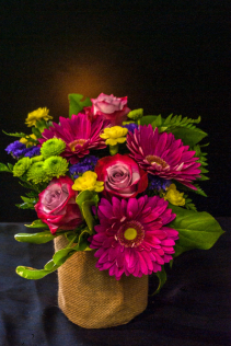 Thinkin' About You Mixed floral arrangement