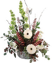 Rustic Moonlight Floral Arrangement in Caldwell, Idaho | Bayberries Flowers & Gifts