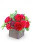 Rustic Pomegranate Flower Arrangement