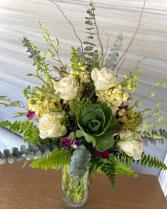 Rustic Remembrance Bouquet