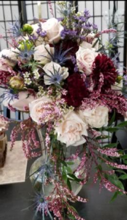 Rustic  Charm  Bridal Bouquet