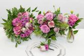 Rustic Romance  Wedding Flowers