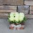 Rustic Rose Compact Rose Arrangement
