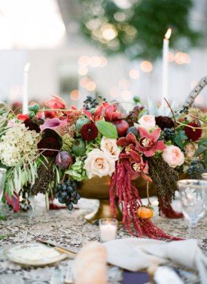 Rustic Table Centerpiece  in Port Dover, ON | Upsy Daisy Floral Studio