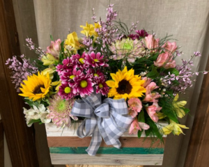 Rustic Wild Mix Fresh in Tishomingo, OK | Sara's Heartfelt Flowers & Gifts