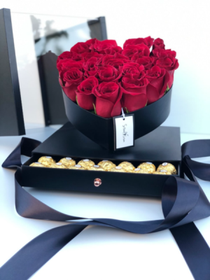 Sophisticated Rose SOLD OUT in Whittier, CA | Rosemantico Flowers