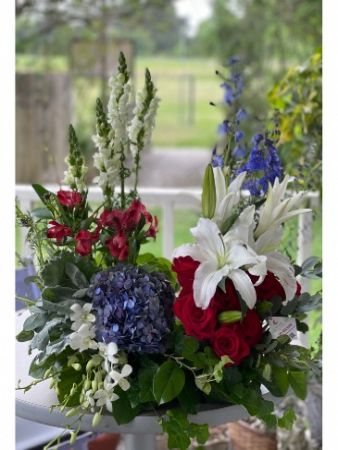 SA002 Floral arrangement