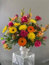 SA003 Floral Arrangement