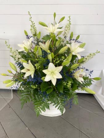 SA007 Floral arrangement