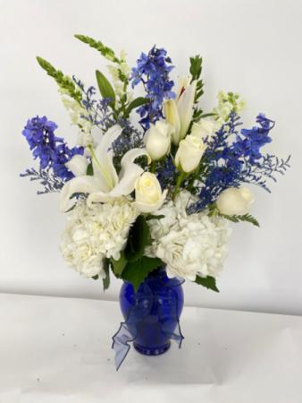 SA008 Floral arrangement
