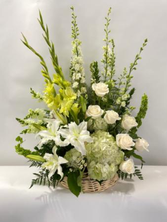 SA009 Floral arrangement