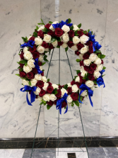 Sacred Duty Wreath
