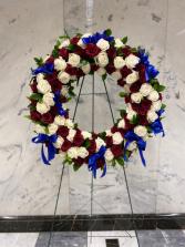 Sacred Duty Wreath