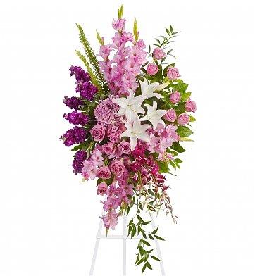 Funeral Flowers Sacred Garden