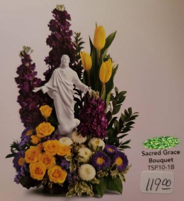 Sacred Grace Bouquet