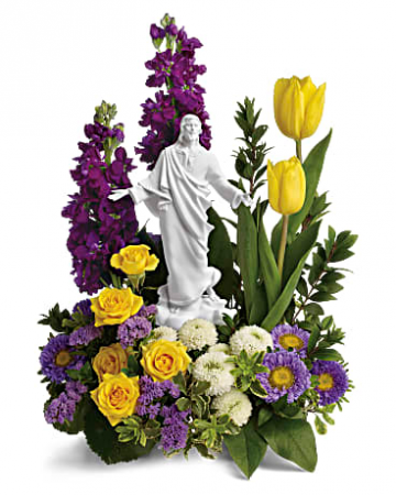 Sacred Grace Fresh Flowers