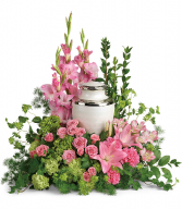 Sacred Solace Cremation Tribute T280-4A  Urn Arrangement