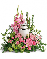 Sacred Solace Cremation Tribute urn