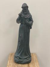 Saint Francis Garden Statue