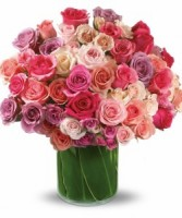 Crazy for You roses Arrangement