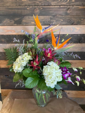 San Diego Swoon  Fresh flower arrangement