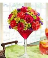 91856L Sangria Bouquet